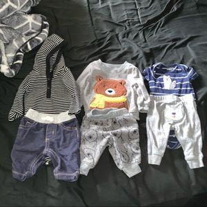 Carters newborn set!!!